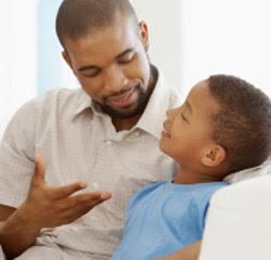 Perhatian Orang Tua