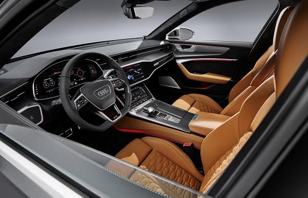 Interior Audi RS 6 Avant 2020