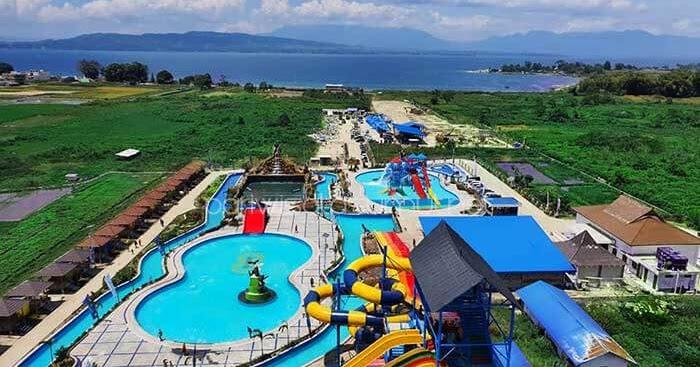 Labersa Toba - Water & Theme Park Fantasi Balige, 7 Potret ...