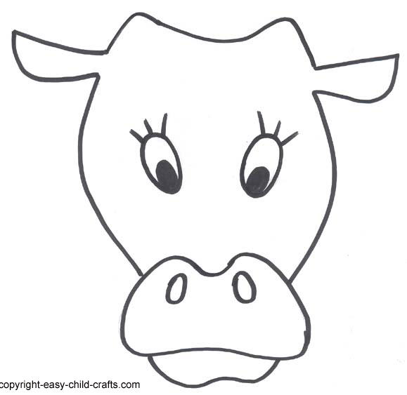 Printable Animal Masks Ms Bayrak