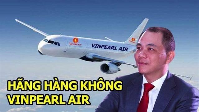 """Tỷ phú Phạm Nhật Vượng bất ngờ tuyên bố """"đóng cửa"""" hãng bay Vinpearl Air"""