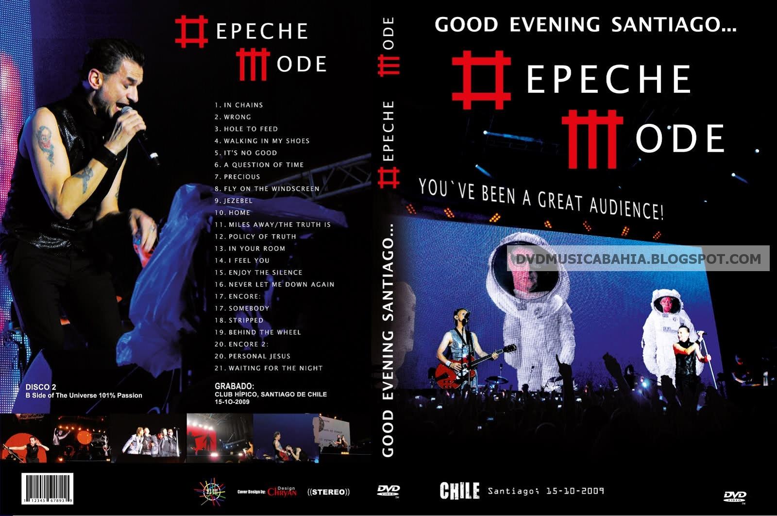 Los Mejores Dvd De Musica Y Mas Depeche Mode