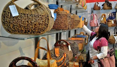 Processed Rattan Creative Business Opportunity Rich Art