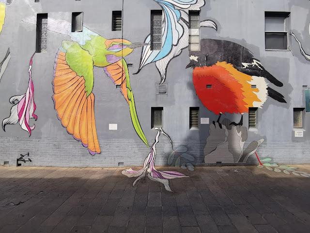 Street Art in Wangaratta by Ronan Holdsworth