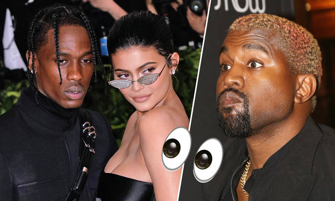 Travis Scott and Kanye West have moved on after feud, says Kylie Jenner