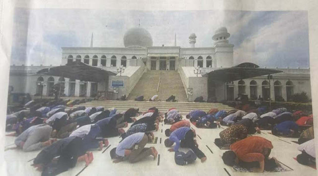 Urgensi Sandaran Spiritual pada Umat Islam