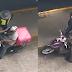 VIRAL | Food Panda Driver Di Pinatawad ng Enforcer kinutongan at Kitang kita sa Video ang pag abot ng Pera!
