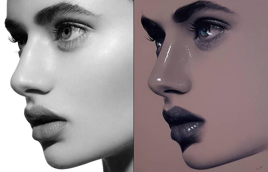 02-Portrait-Drawing-Husam-Wleed-www-designstack-co