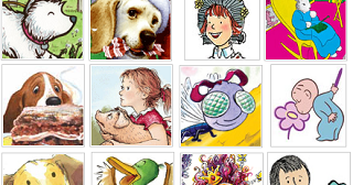 FREEBIE: Printables from Harper Collins Children's Books (ALL)