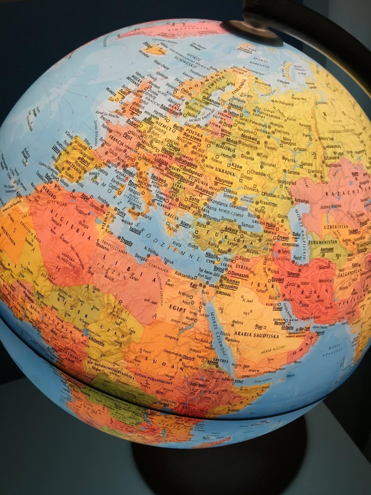 globus dla dziecka