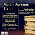 Malam Apresiasi Seni | Perpustakaan Asri, Madiun