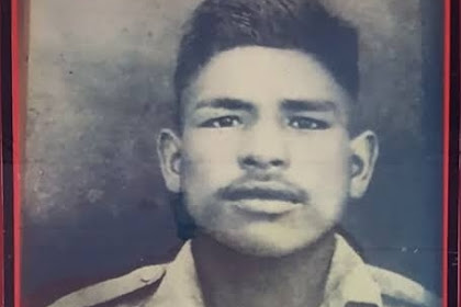 Even after being martyred, this soldier protects the country's borders   Baba Jaswant Singh Rawat.