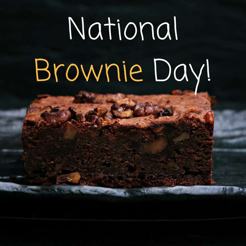 National Brownie Day Wishes Lovely Pics