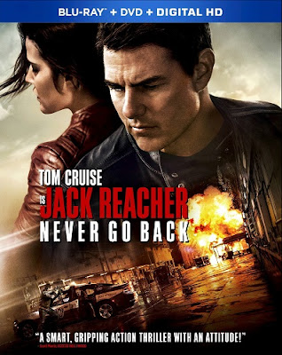 Jack Reacher Never Go Back 2016 Dual Audio BRRip 480p 380mb ESub