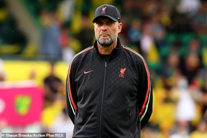 Klopp 'has eye operation' which means he 'no longer needs trademark glasses'