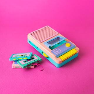 Ninties Tape Player