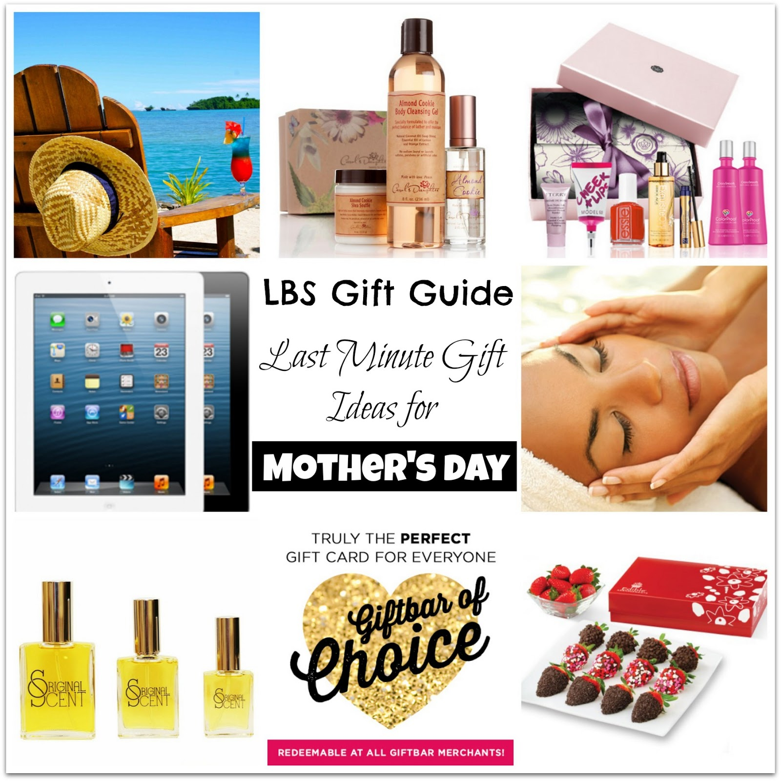 LoveBrownSugar: LBS Gift Guide: Last-Minute Mother's Day Gifts