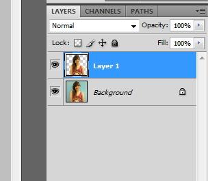 Mengaktifkan Layer