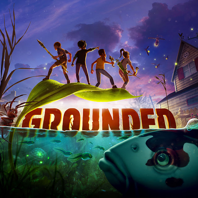Grounded PC Game
