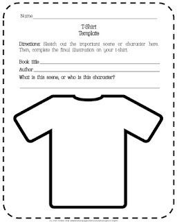 Design a T-Shirt Template
