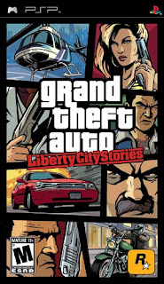Cheat Grand Theft Auto: Liberty City Stories PSP PPSSPP