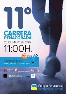 Carrera Colegio Peñacorada 2017