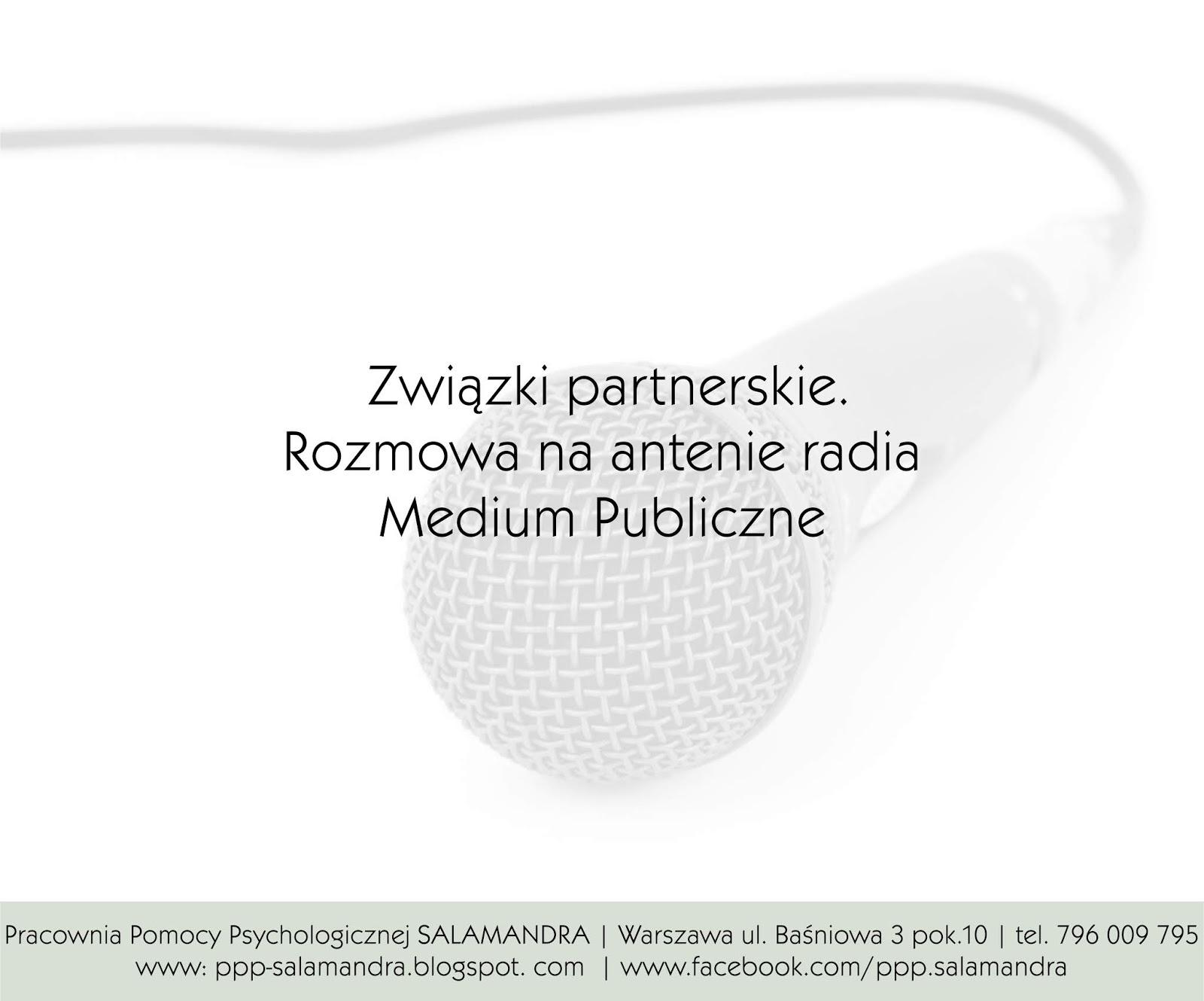 Dobry psycholog w Warszawie na temat związków partnerskich i rowności małżeńskieji