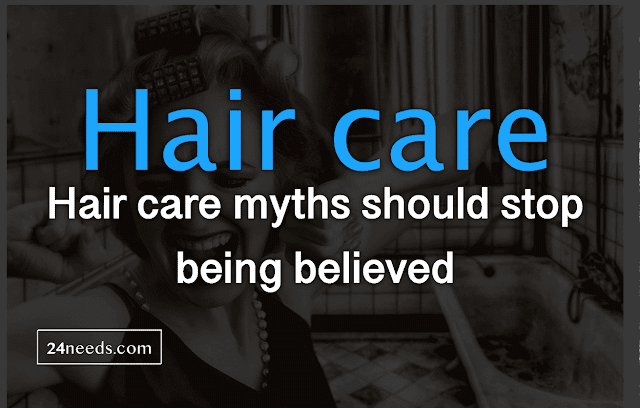 Hair care myths should stop being believed