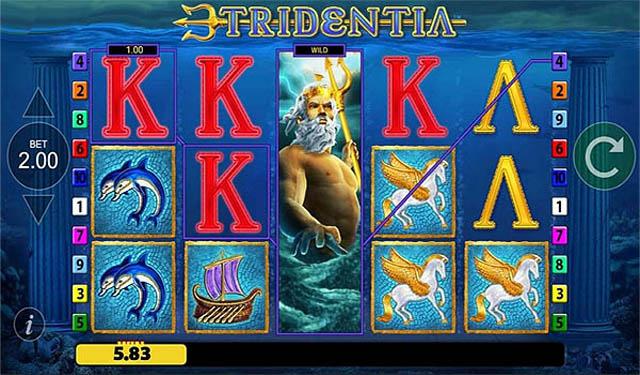 Ulasan Slot Blueprint Gaming Indonesia - Tridentia Slot Online