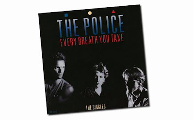 The Police - 'Every Breath You Take'