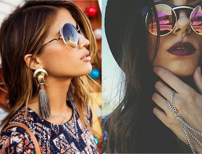 549ce5c2e416e Modatrade - Oculos Redondo é Moda  Saiba onde Comprar Lindos Óculos ...