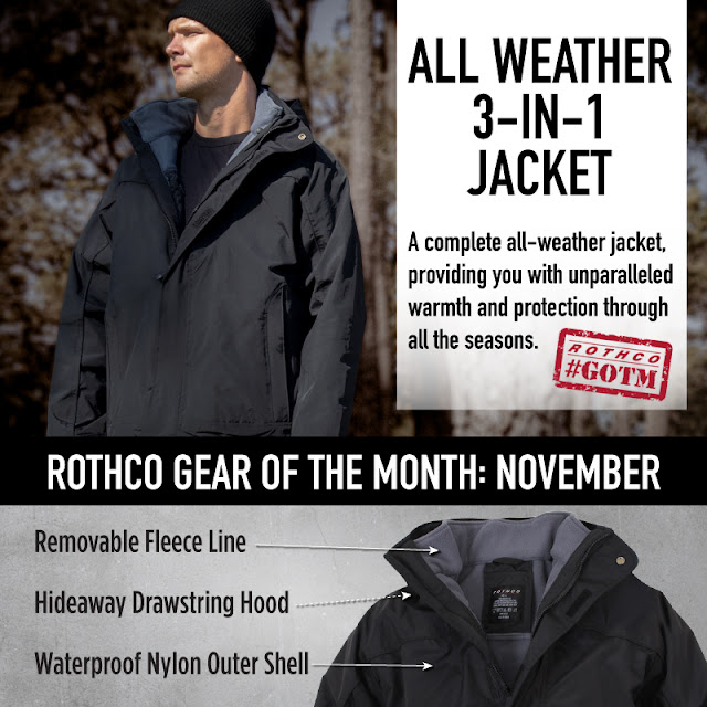 Our Gear of the Month Isn t Just One Jacket - It s 3-In-1