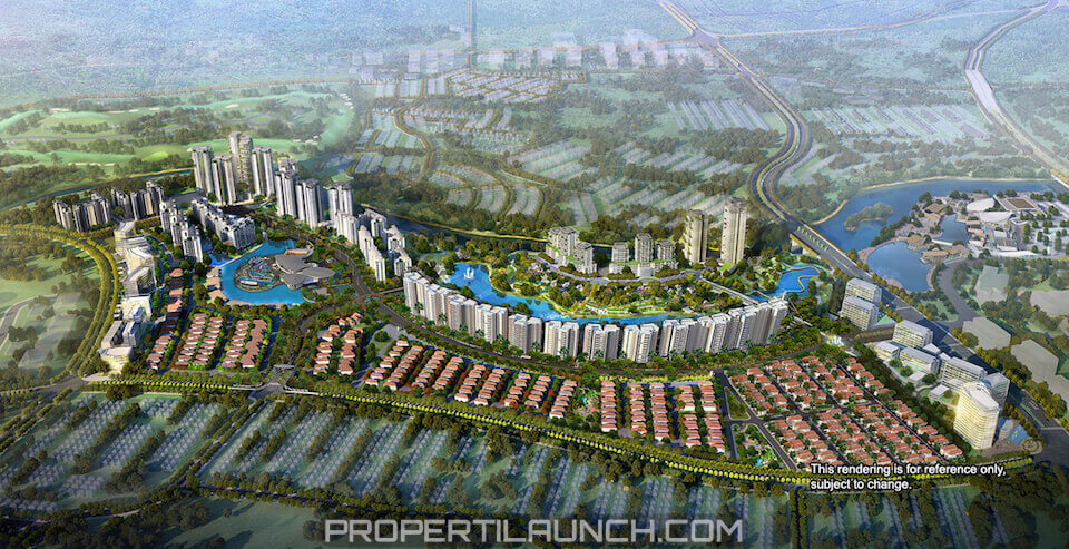 NavaPark BSD City Master Plan