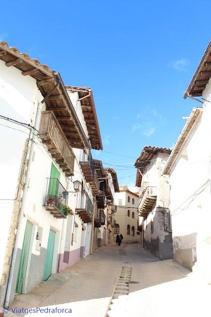 Ruta pel Matarranya i els Ports, Castelló, Comunitat Valenciana