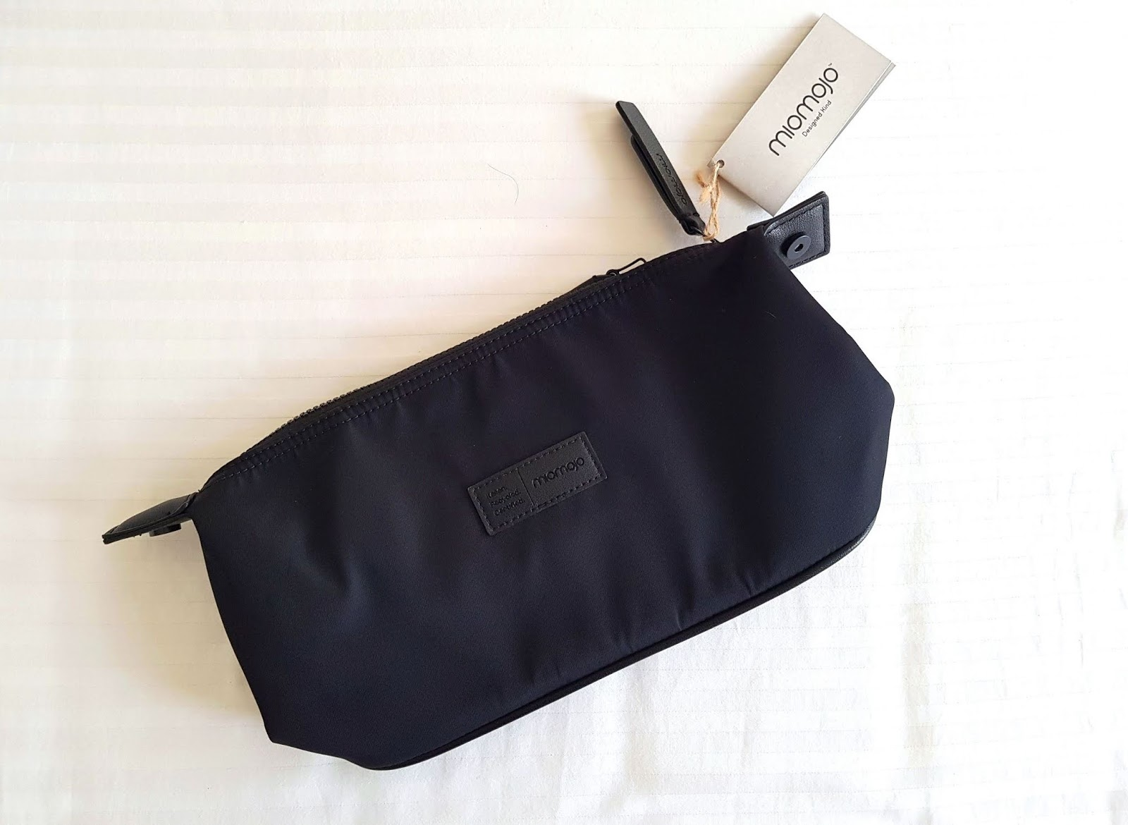 Sustainable ecofriendly bags - Vegan bag Miomojo eco friendly cosmetics case