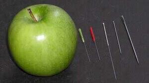 akupunktur iğneleri