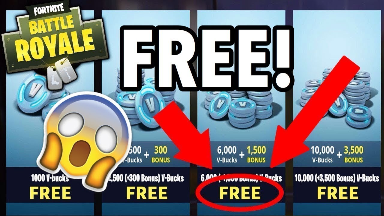 Get Free V Bucks | Fortnite Cheating Rules