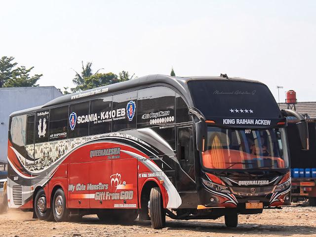 Bus Zaffina Trans