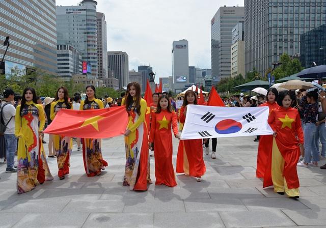 Văn hóa Hàn Quốc năm 2020