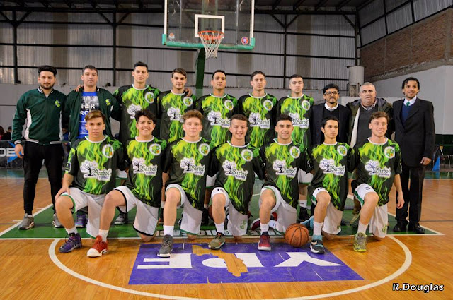 U19 de Punilla en el provincial.