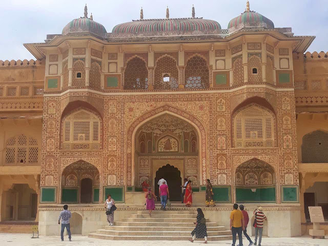 The Amber Fort / The Amer Palace