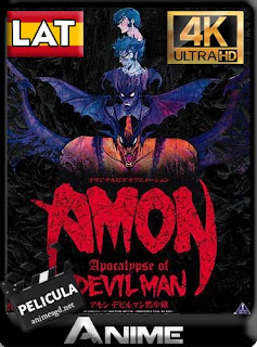 Amon Apocalypse Of Devilman (2000) Latino4K [2160p] UHD HDR [GoogleDrive] DizonHD