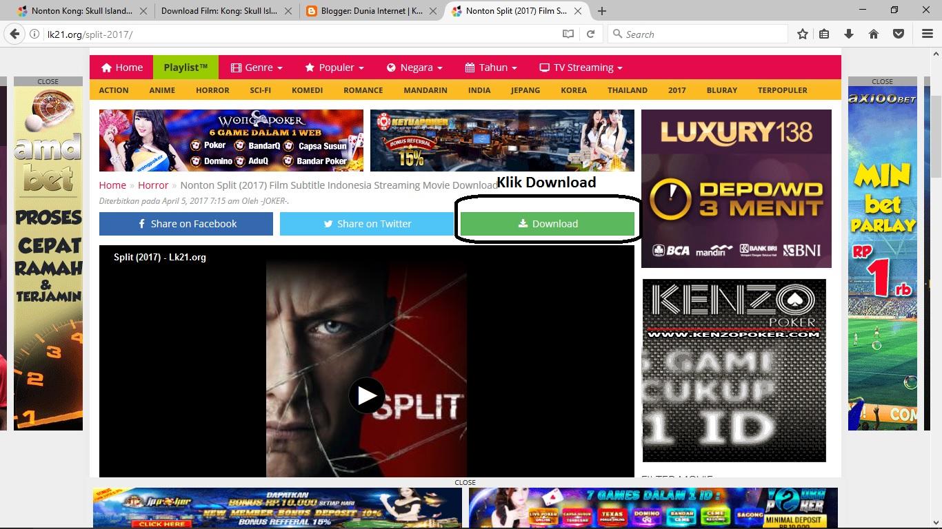 Cara download film dari layarkaca21 lk21 100 mudah cara download film dari layarkaca21 stopboris Choice Image