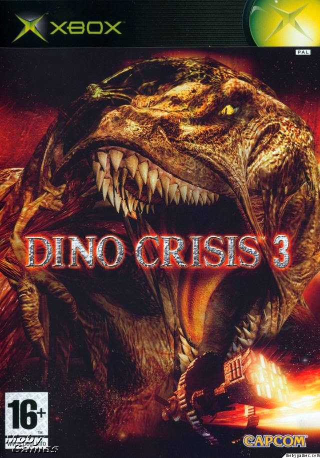 Dino Crisis 3 Xbox Clasico Iso Xbox Games Bienvenida