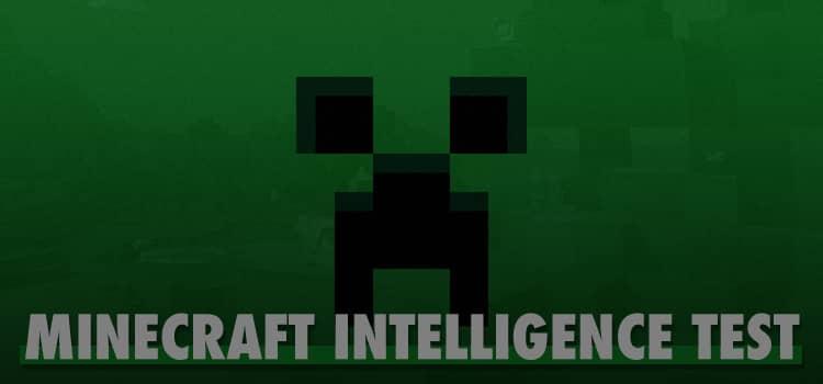 minecraft intelligence test quiz answers 100% score quiz diva