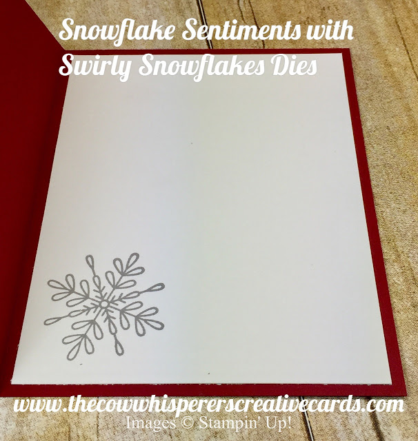 Snowflake Sentiments, Swirly Snowflake Dies, Christmas Card, Stampin Up, Silve Foil, Washi tape, Year of Cheer