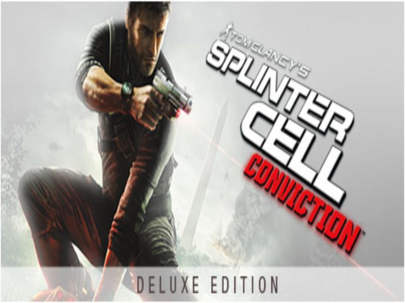 Download Tom Clancy's Splinter Cell Conviction Game PC Free