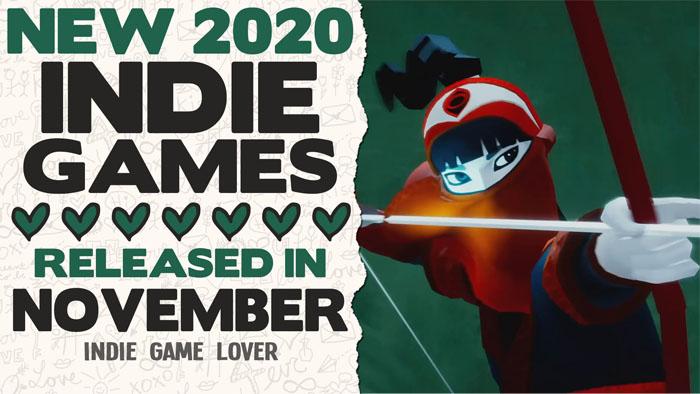 New Indie Games ❤ November 2020 | Part 2
