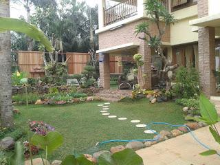 Jasa Pembuatan Taman di Yasmin | andreas taman