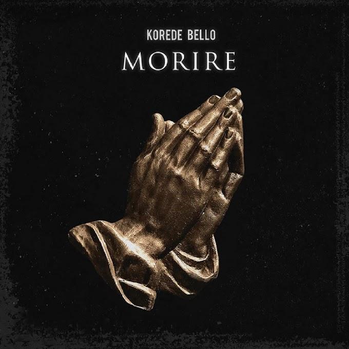 [MP3] Korede Bello – Morire